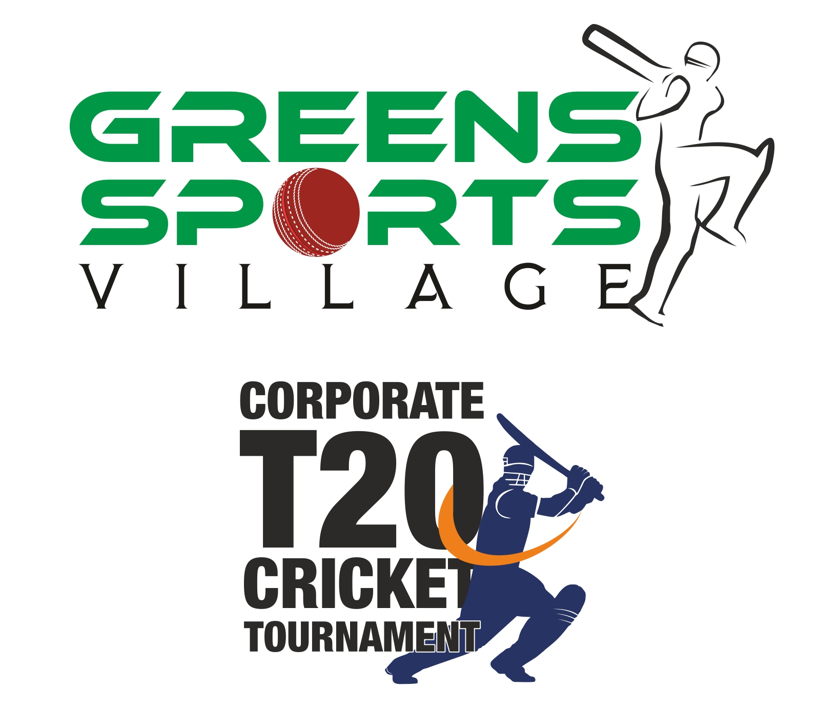 Invitation For Corporate Cricket Tournament: GREENS SPORTS VILLAGE Corporate T20 Cricket Tournament